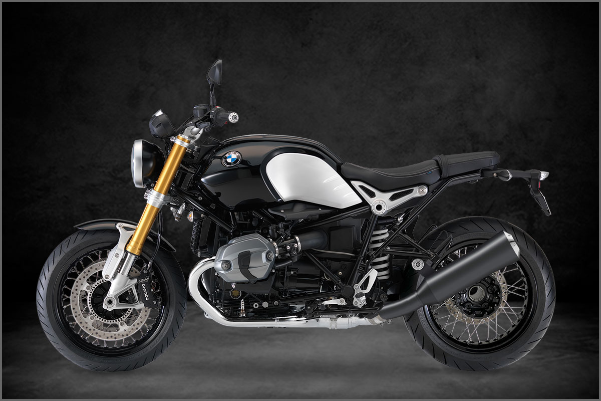 BMW R nine T Series