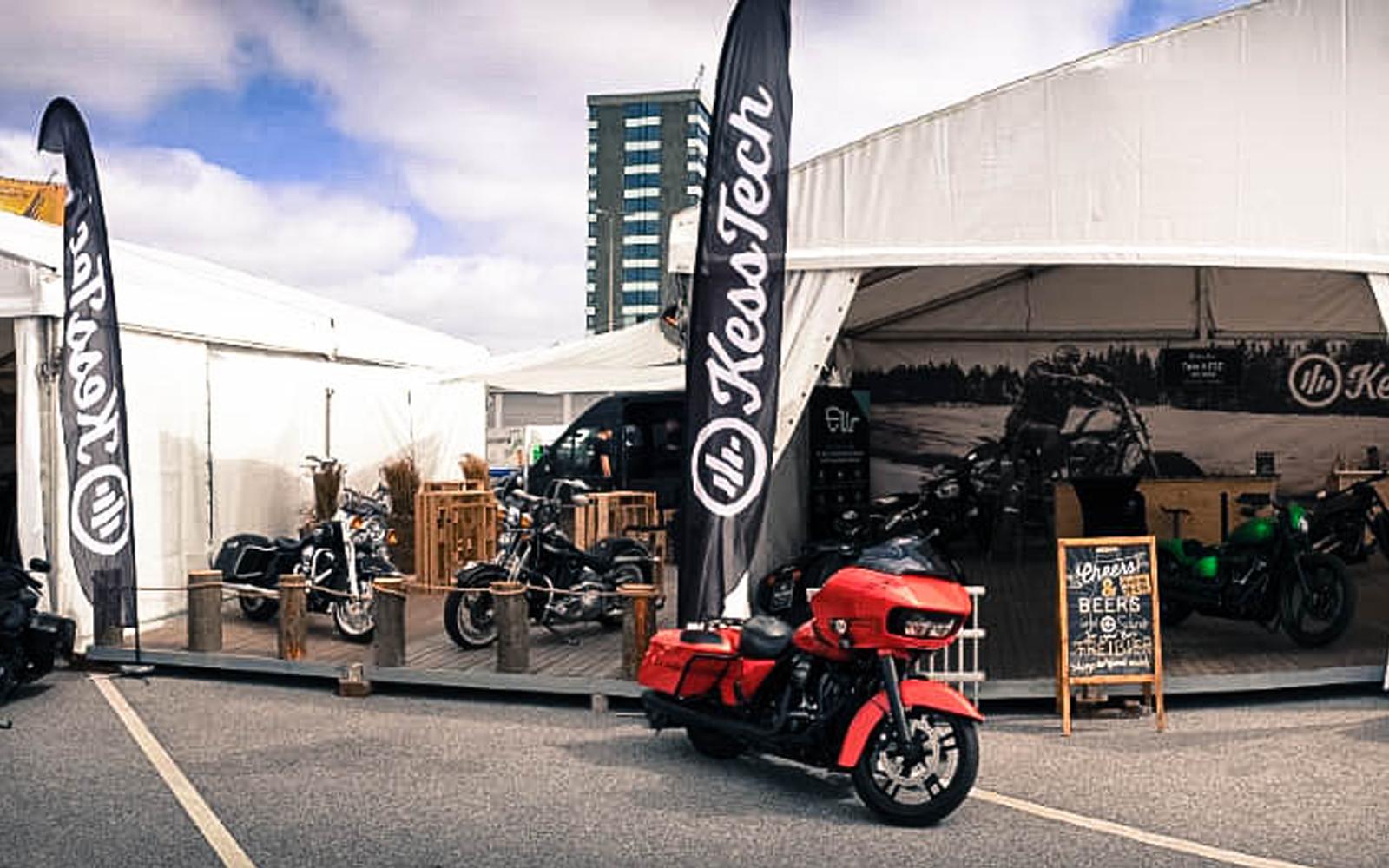 Hamburg Harley Days 2019 | KessTech